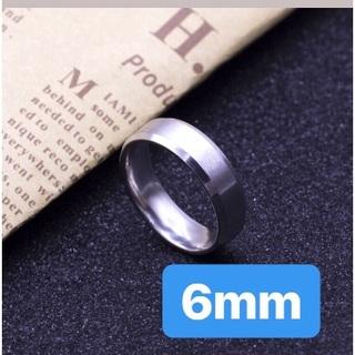 シルバー リング 6mm(リング(指輪))