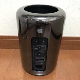 ムーミン様専用 Mac Pro 2013 12コア/64gb/2tb/D300(デスクトップ型PC)