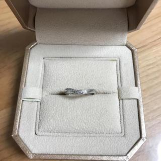 トレセンテ ダイヤモンド リング(リング(指輪))
