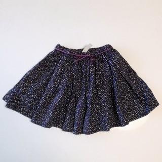 ボンポワン(Bonpoint)の新品 MAKIE マキエ ギャザースカート 4Y   ボンポワン プチバトー (スカート)