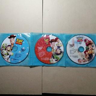 トイストーリー(トイ・ストーリー)のディズニー トイストーリー 1.2.3  国内正規品 DVD 未再生(外国映画)