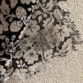 ネストローブ(nest Robe)のオールドマンズテーラー r&d.m.co ストール(マフラー/ショール)