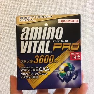 アジノモト(味の素)のアミノバイタルぷろ3600(アミノ酸)