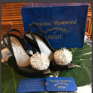 ヴィヴィアンウエストウッド(Vivienne Westwood)の最終セール!新品  Vivienne  Westwood  ハイヒール(ハイヒール/パンプス)