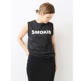 ドゥーズィエムクラス(DEUXIEME CLASSE)の6397 SMOKIN ノースリーブTシャツ(Tシャツ(半袖/袖なし))
