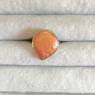 ビジュマム リング 天然石(リング(指輪))