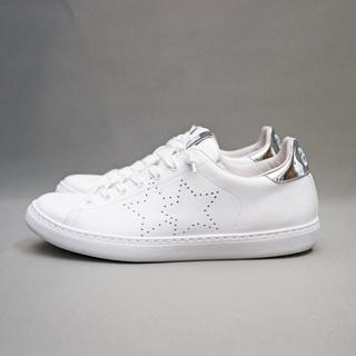 フィリップモデル(PHILIPPE MODEL)の新品☆2STAR(ツースター) ローカット スニーカー 靴 メンズ (スニーカー)