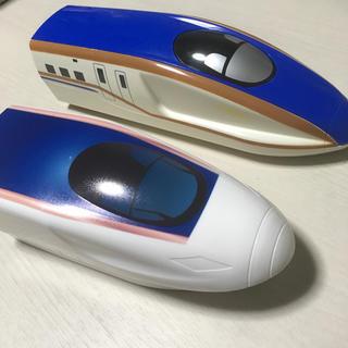 ジェイアール(JR)の新幹線 つばさ かがやき ケース(弁当用品)