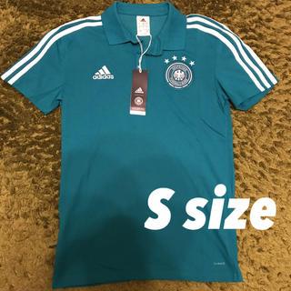 アディダス(adidas)の【新品未使用】adidas ドイツ代表トレーニングウェア ポロシャツ Sサイズ(ウェア)