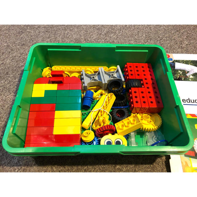 Lego - LEGO 9654 educational divisionの通販 by こっこ8823's shop ...