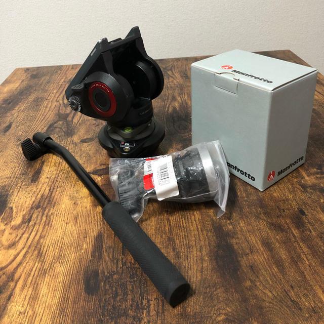 Manfrotto(マンフロット)のマンフロット438  ball camera leveller,3/8  スマホ/家電/カメラのカメラ(デジタル一眼)の商品写真