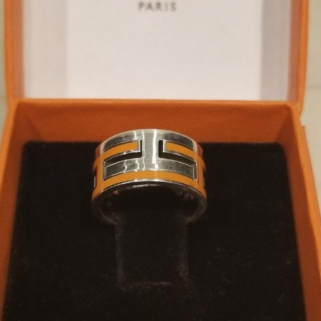 Hermes(エルメス)の[正規品] HERMES ムーヴアッシュ シルバーリング レディースのアクセサリー(リング(指輪))の商品写真
