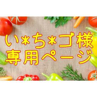 ★い*ち*ゴ 様 専用ぺージ(野菜)