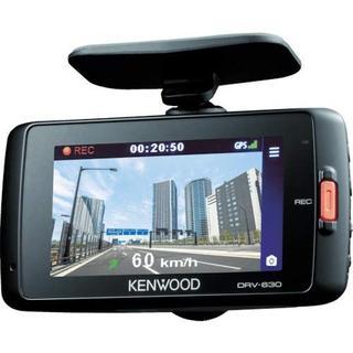 KENWOOD - ケンウッド(KENWOOD) ドライブレコーダー WideQuad-HD DRV