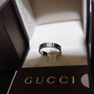Gucci - GUCCIアイコンリング