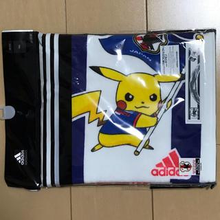 adidas - adidas JFA ポケモンマフラータオル(ピカチュウ)