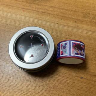 ショウガクカン(小学館)の郵便局限定 コナン マスキングテープ(テープ/マスキングテープ)