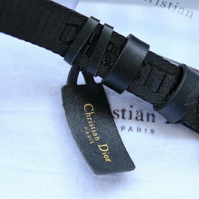 Dior(ディオール)の超美品Dior ベルト レディース コーデ 新品 ファッション レディースのファッション小物(ベルト)の商品写真