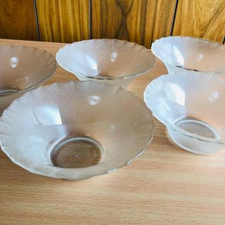 ガラス製 皿 セット 日本製(食器)