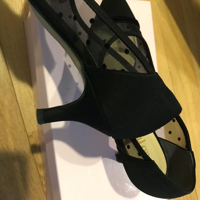 Le Talon(ルタロン)のルタロンチュールパンプス レディースの靴/シューズ(ハイヒール/パンプス)の商品写真