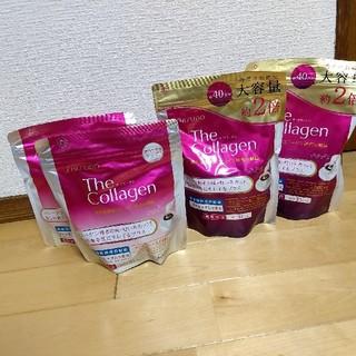 シセイドウ(SHISEIDO (資生堂))の資生堂 ザコラーゲン大容量タイプ 2袋(コラーゲン)