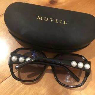 ドゥーズィエムクラス(DEUXIEME CLASSE)のMUVEIL ミュベール パール サングラス(サングラス/メガネ)