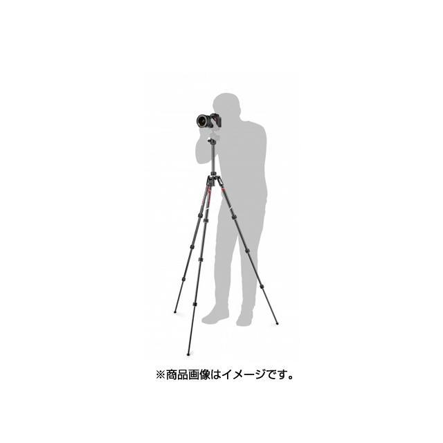 Manfrotto(マンフロット)のアルミニウム製 自由雲台付き マンフロット 3脚  スマホ/家電/カメラのカメラ(その他)の商品写真