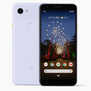 ANDROID - 【Google】pixel3a 本体 新品