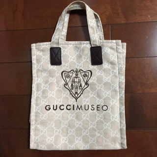グッチ(Gucci)の美品 GUCCI MUSEO バッグ(トートバッグ)