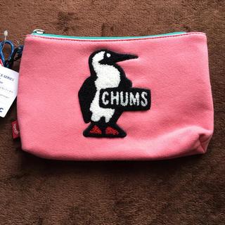チャムス(CHUMS)のチャムス かわいいポーチ  新品(ポーチ)