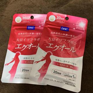 DHC - DHC 大豆イソフラボン エクオール 40日分