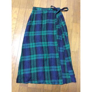 フォグリネンワーク(fog linen work)のfog linen work スカート(ロングスカート)