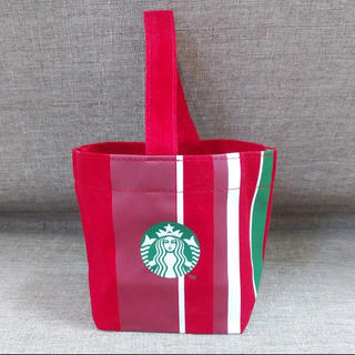 Starbucks Coffee - スターバックス  クリスマス トートバッグ 新品