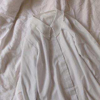 Lochie - 古着 ストライプシャツ