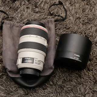 Canon - EF70-300mm F4-5.6L IS USM 美品