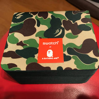 A BATHING APE - APEスウォッチ