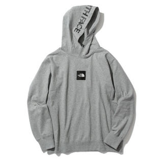 THE NORTH FACE - THE NORTH FACE SQUARE LOGO HOODIE