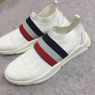 MONCLER - 早い者勝ちモンクレール  靴/シューズ スニーカー サイズ43