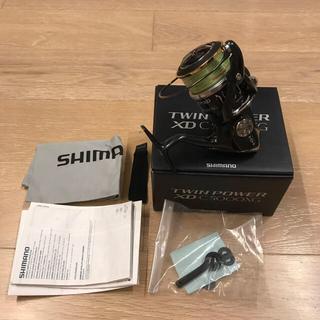 シマノ(SHIMANO)の熊さん専用 シマノ ツインパワーXD C5000XG 中古超美品(リール)