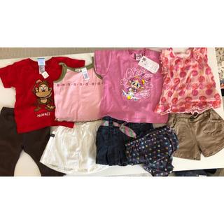 ギャップ(GAP)の8点セット❤︎トップス パンツ スカート 90㎝(Tシャツ/カットソー)