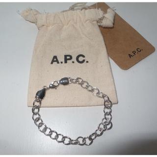 アーペーセー(A.P.C)のAPC■robin ブレスレット定価\15120 19SS (ブレスレット)