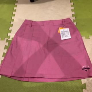 キャロウェイゴルフ(Callaway Golf)の未使用 キャロウェイゴルフスカートSサイズ(ミニスカート)