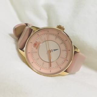 オリエント(ORIENT)のオリエント ORIENT◇腕時計◇ピンク◇自動巻き(腕時計)