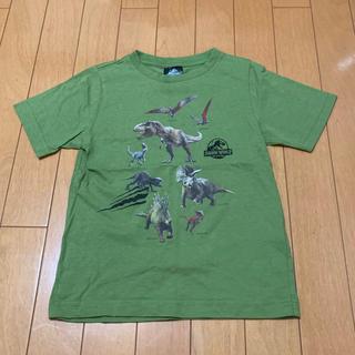 GU - GU  ジュラシックワールド  半袖Tシャツ  120cm