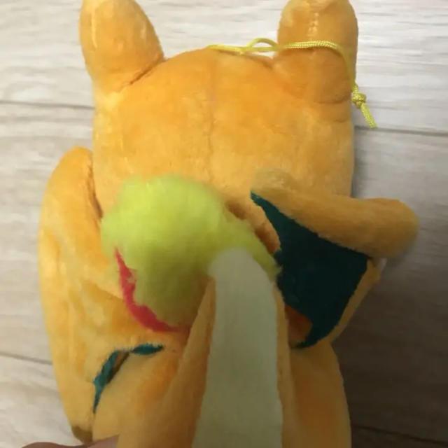 ポケモン(ポケモン)のポケットモンスター アドバンスジェネレーション リザードン ぬいぐるみ エンタメ/ホビーのおもちゃ/ぬいぐるみ(キャラクターグッズ)の商品写真