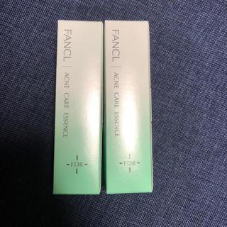 ファンケル(FANCL)のFANCL アクネケアエッセンス×2(美容液)