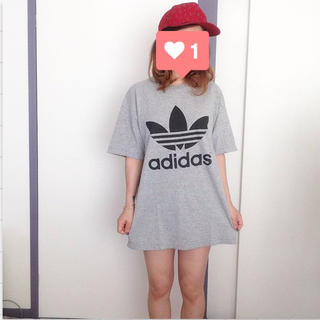 アディダス(adidas)のadidas TEE(Tシャツ/カットソー(半袖/袖なし))