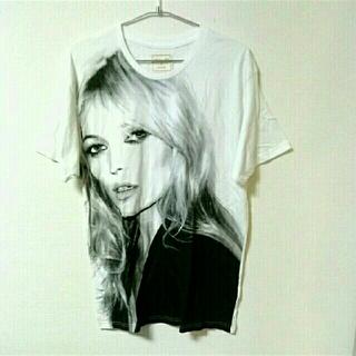 HARE - 【おしゃれ】 ガールズ ルーズシルエット Tシャツ 半袖 トップス ホワイト 白