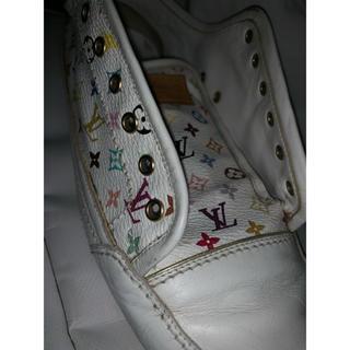 ルイヴィトン(LOUIS VUITTON)のルイヴィトン靴モノグラム(スニーカー)