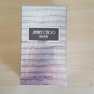 ジミーチュウ(JIMMY CHOO)のJIMMY  CHOO  MAN  香水(香水(男性用))